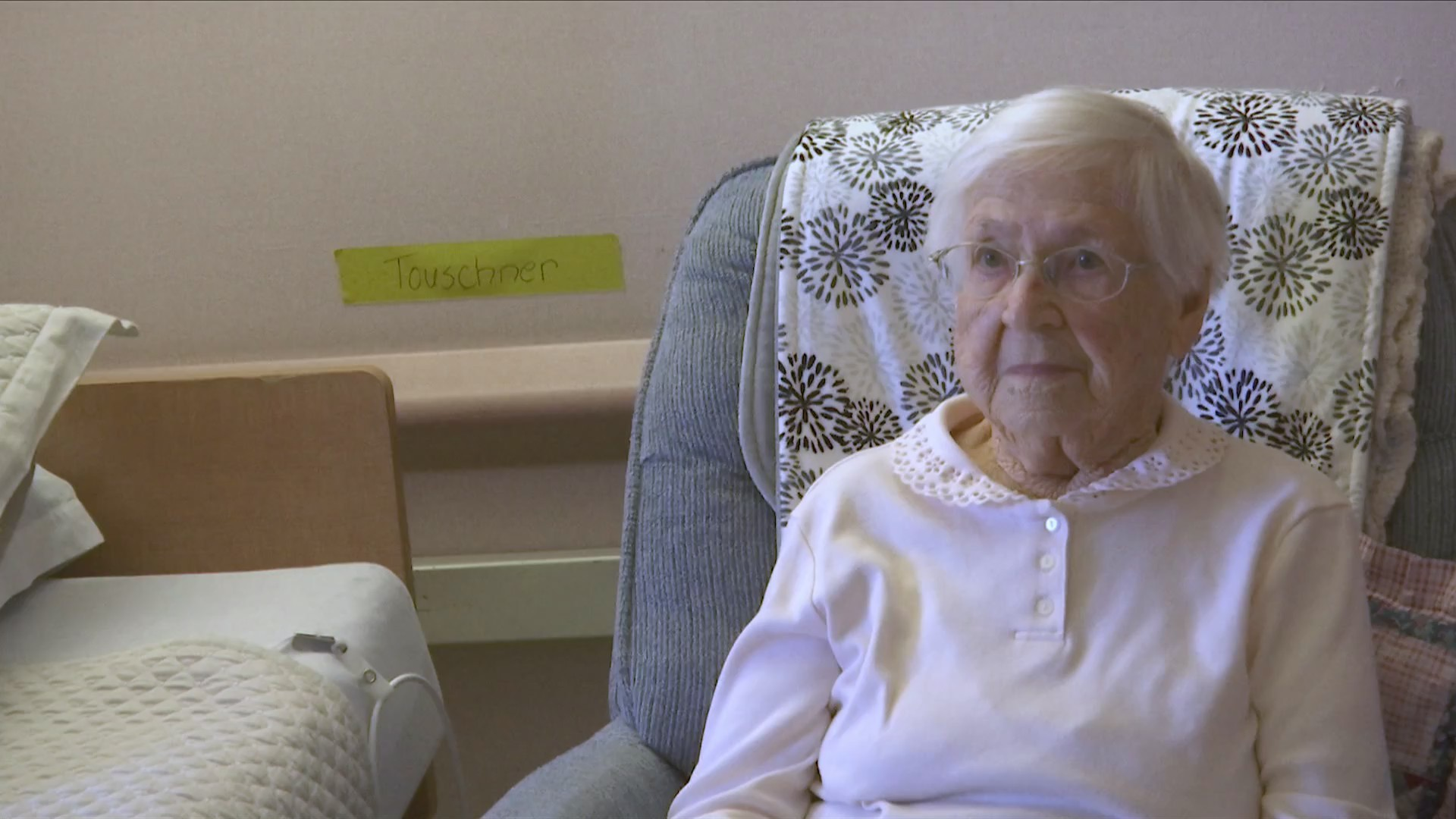 106-year-old Ruth Touschner leads life of humility, simplicity