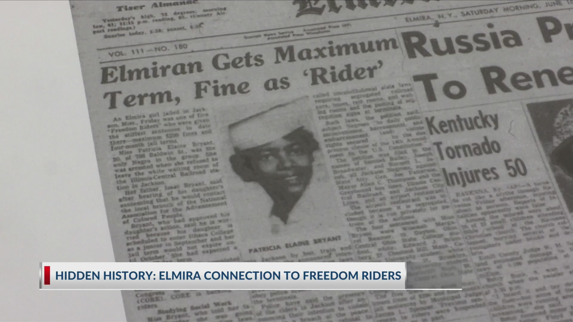 Hidden History: Local connection to Freedom Rider movement