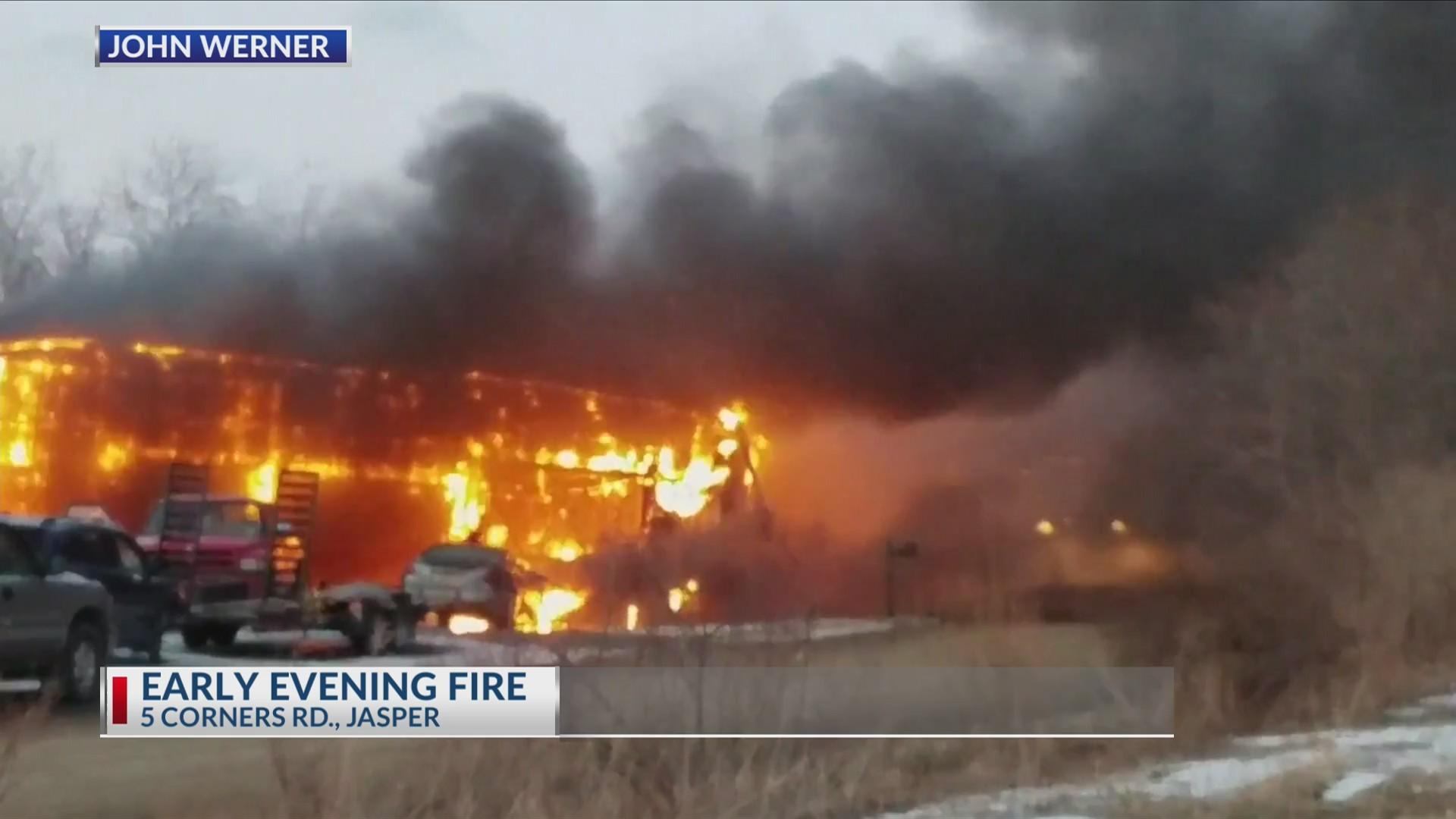 Jasper Fire