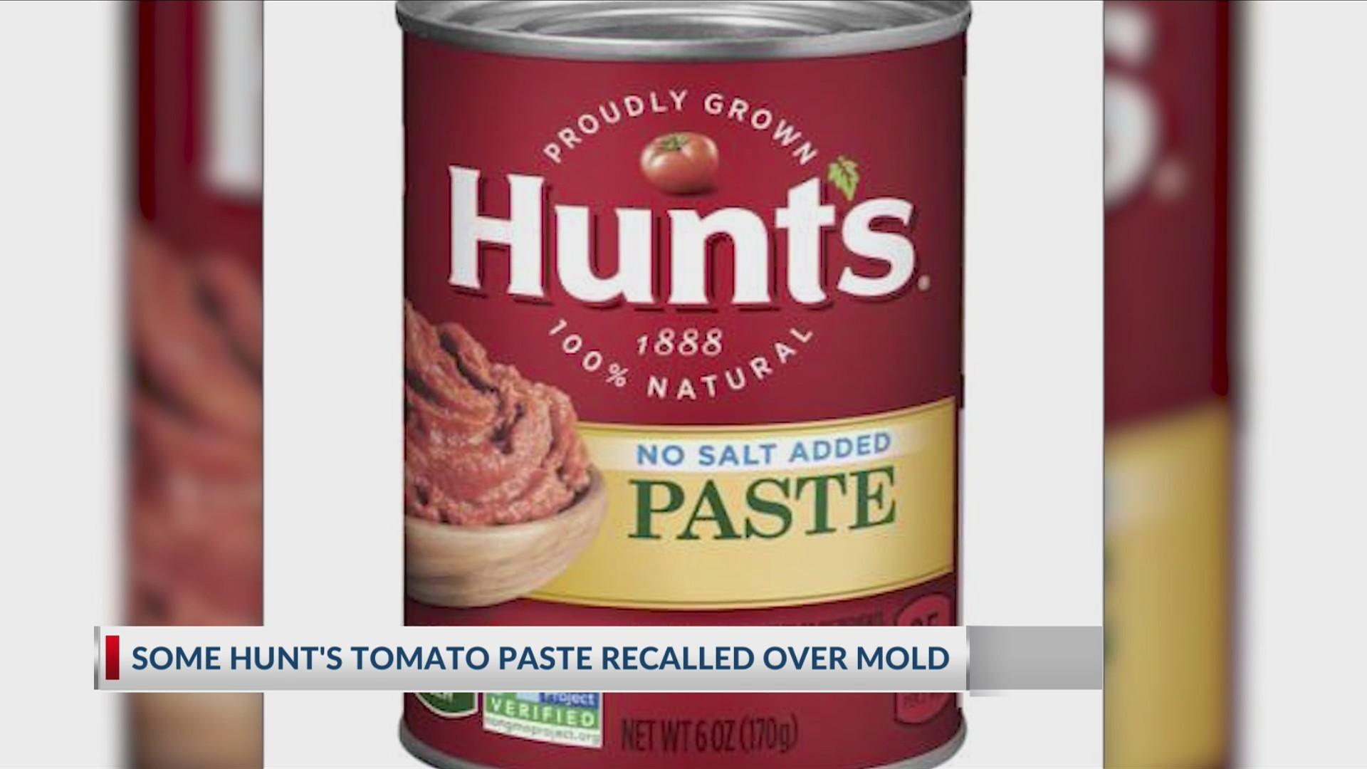 Hunts recall