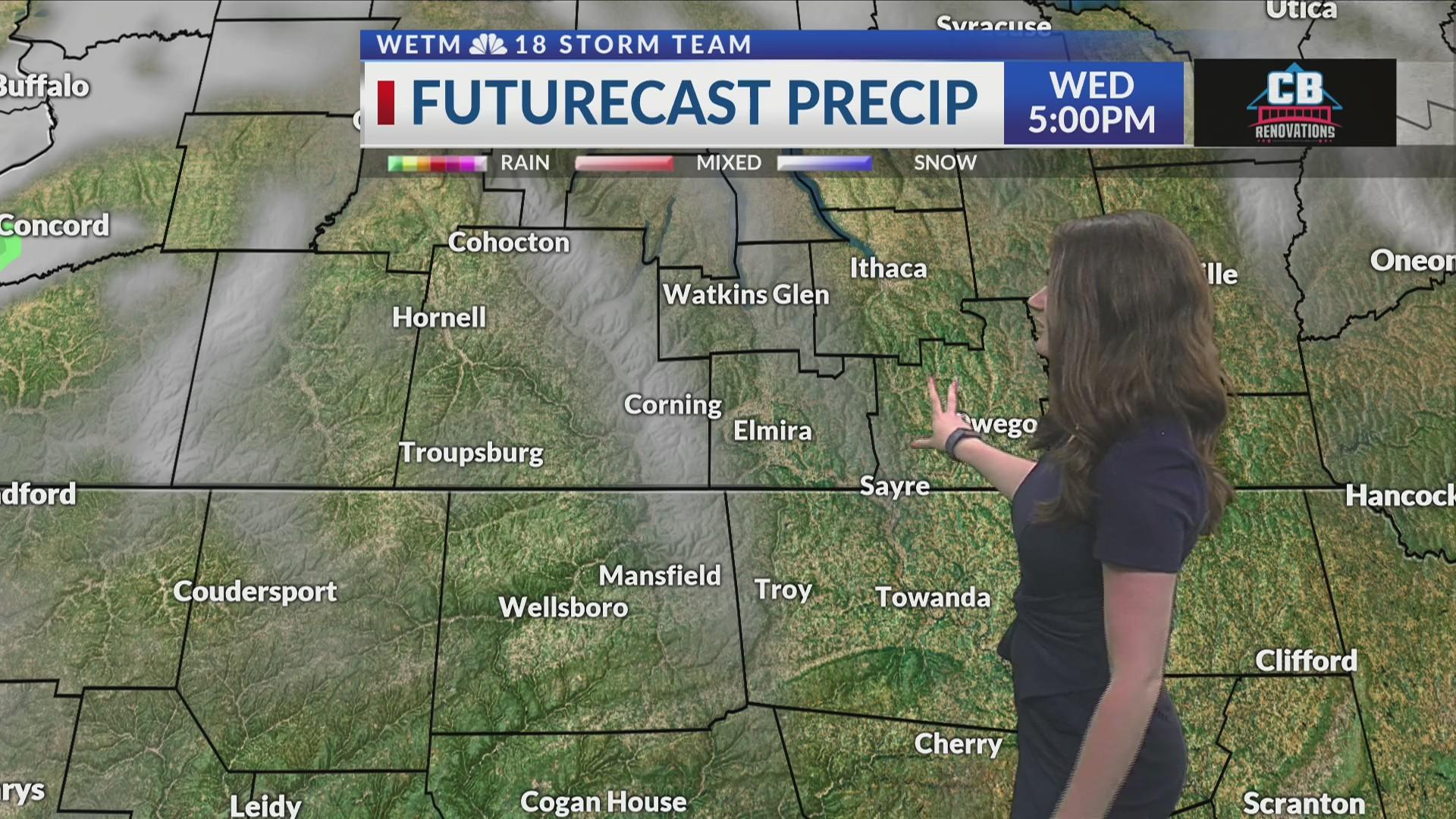 Monday Evening Forecast (5/20/2019)