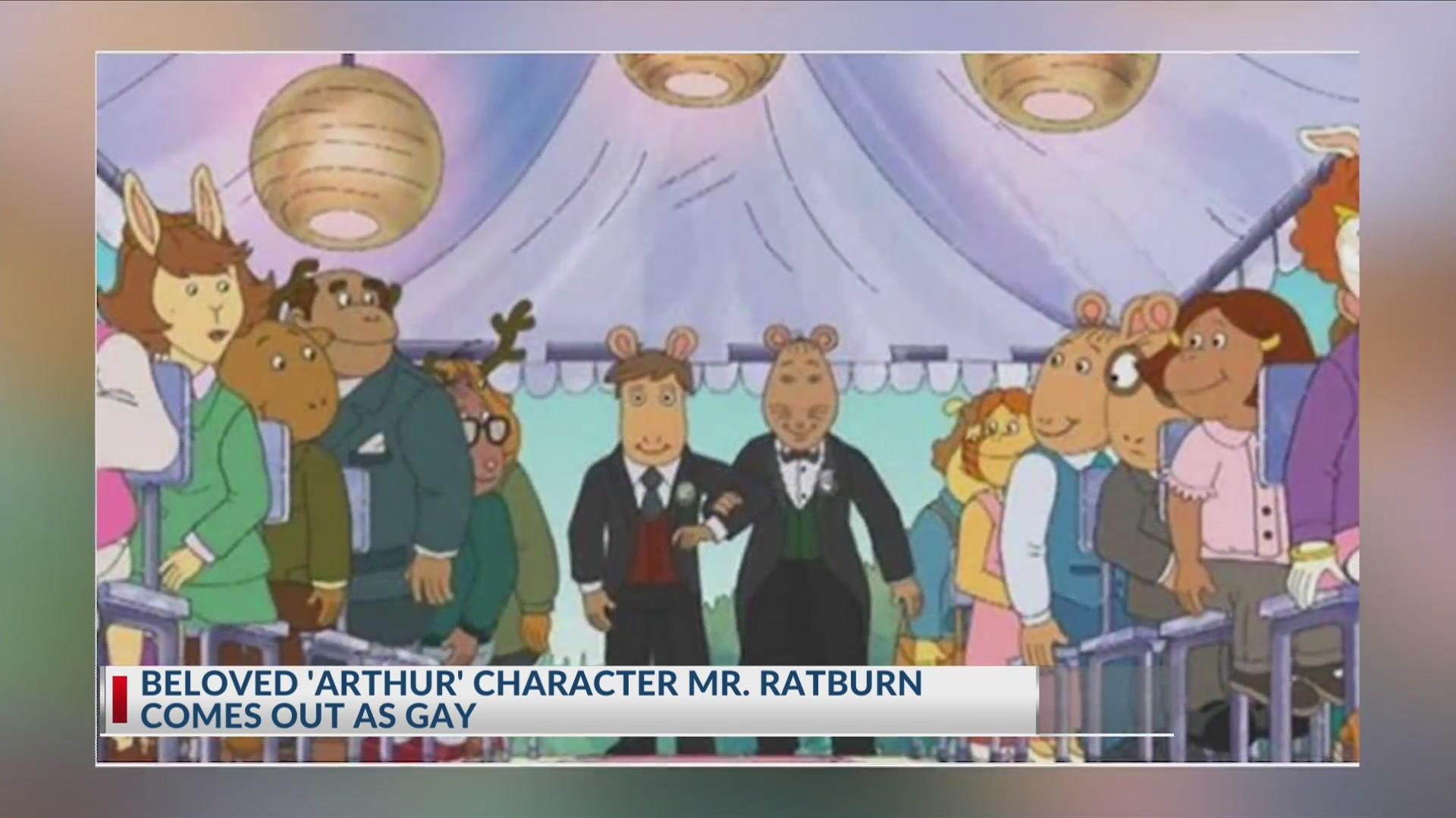 Mr.Ratburn's wedding