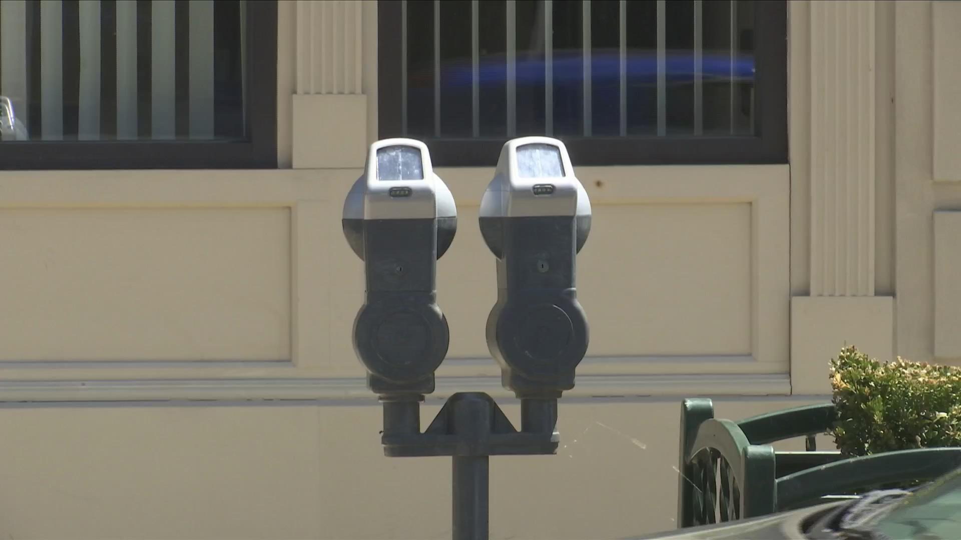 New parking meter woes