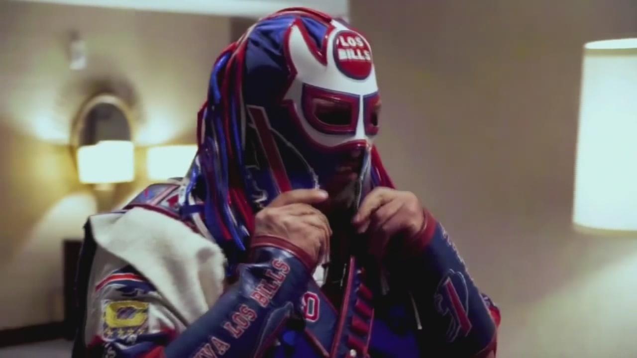 4b58e176 Buffalo Bills super-fan Pancho Billa dies