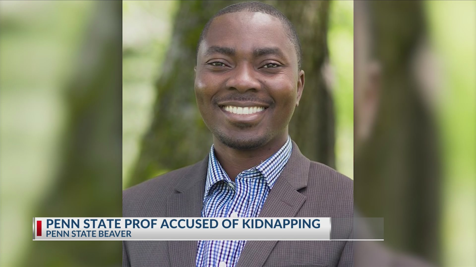 Penn State Prof. Accused of Kidnapping