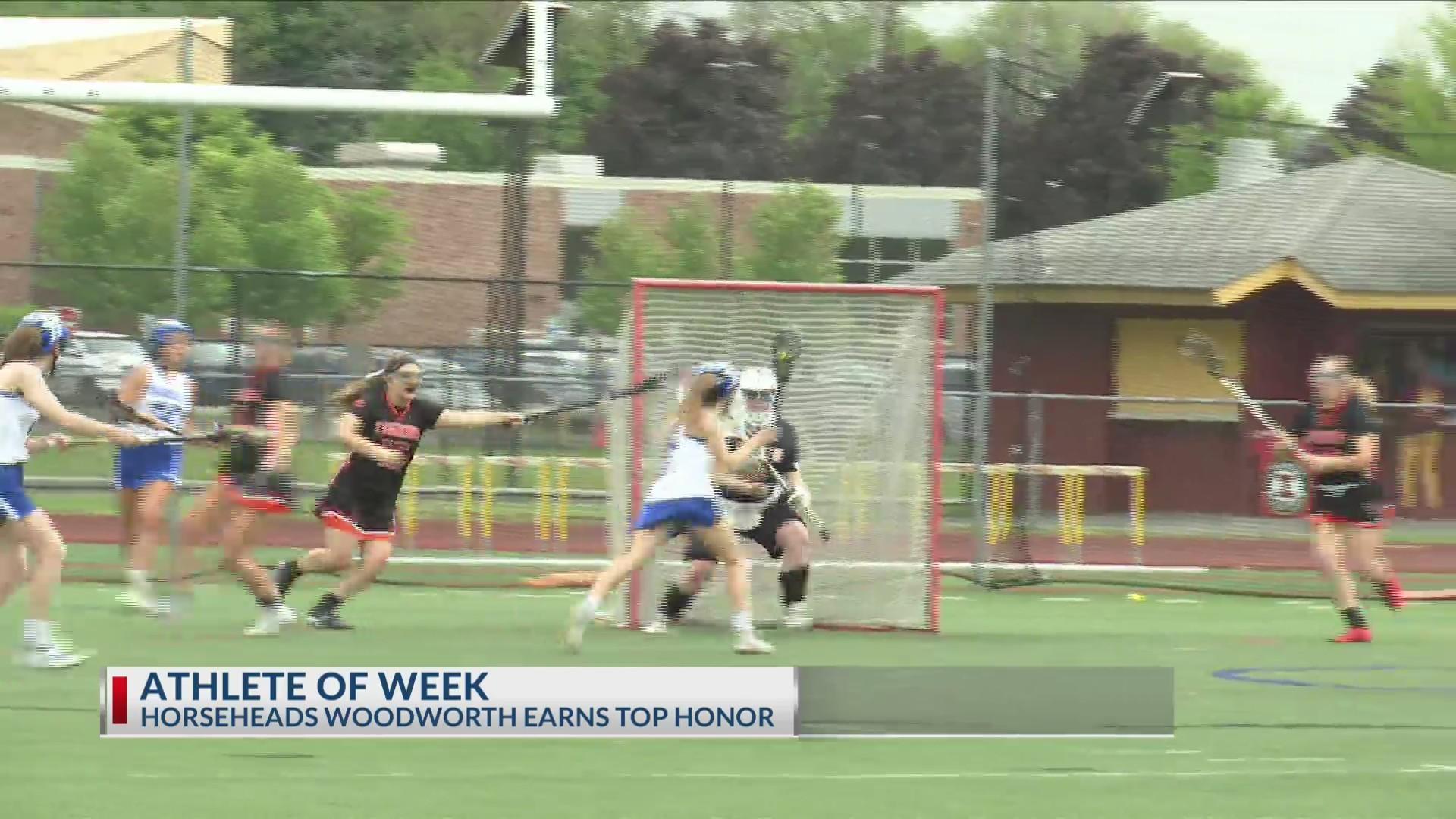 Athlete of the Week: McKenna Woodworth