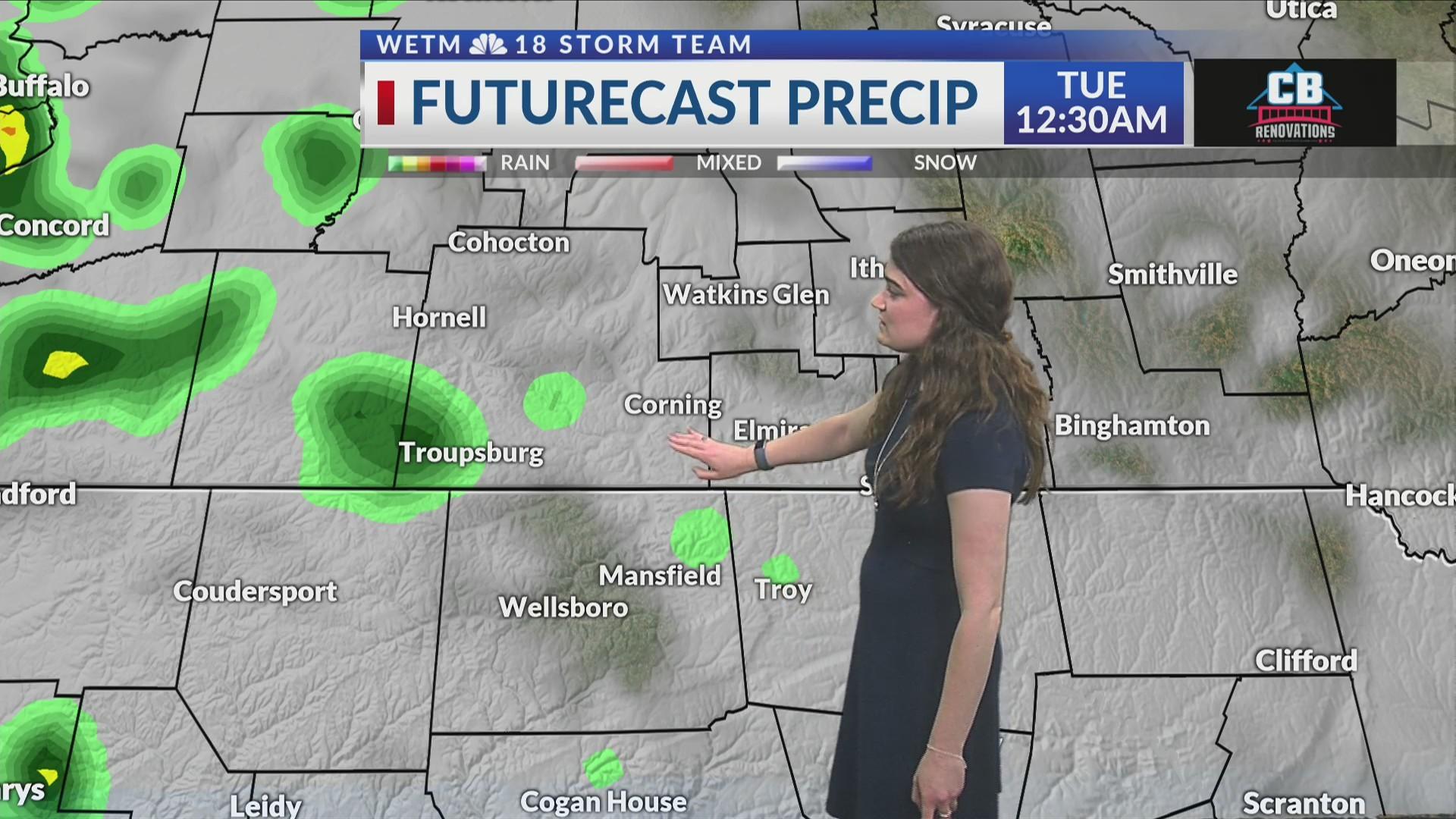 Evening Forecast 06/23/2019
