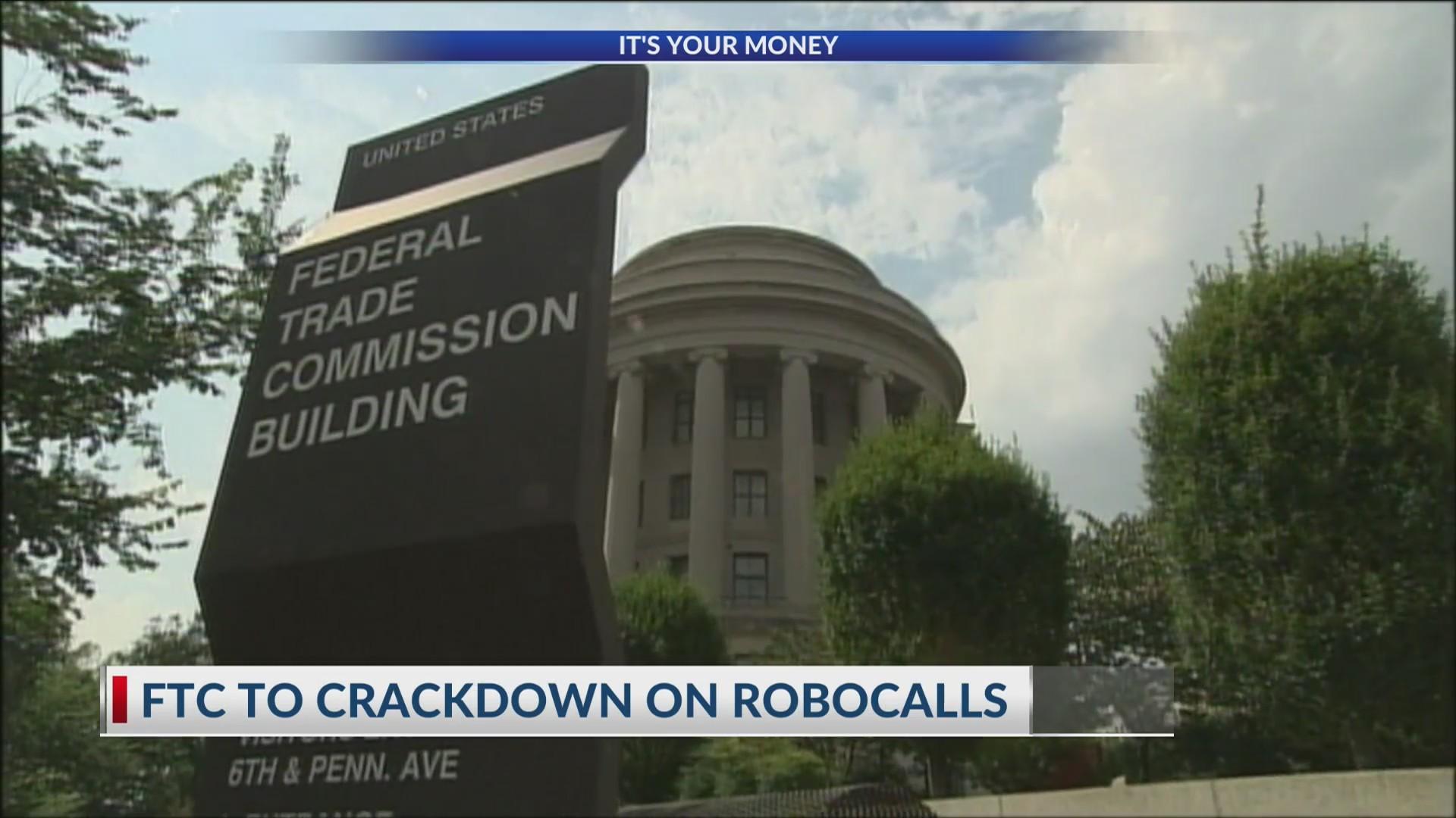FTC Takes on Robocalls