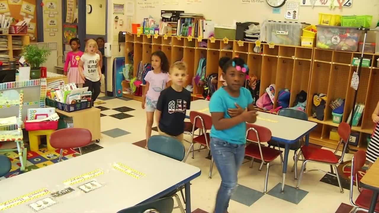 Kindergarten in NYS