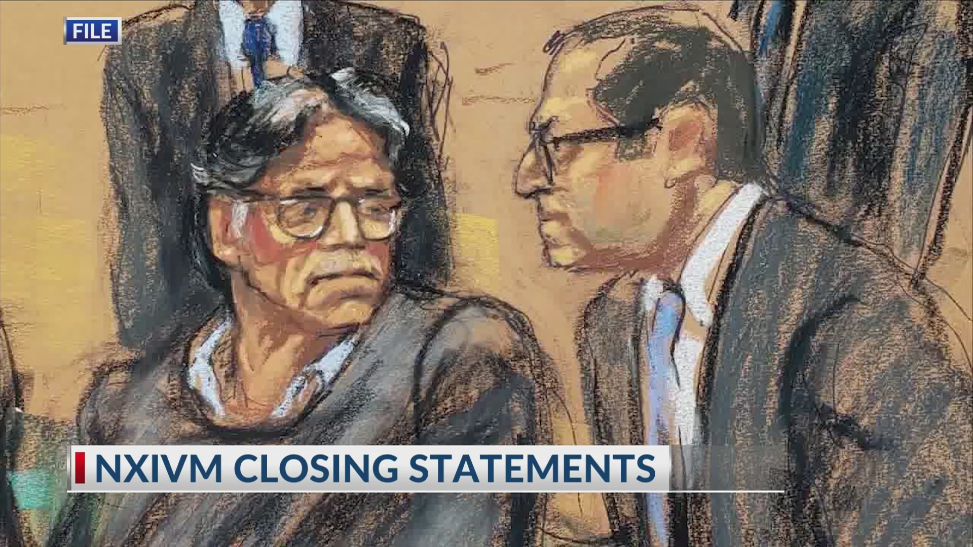 NXIVM Trial Closing Statements