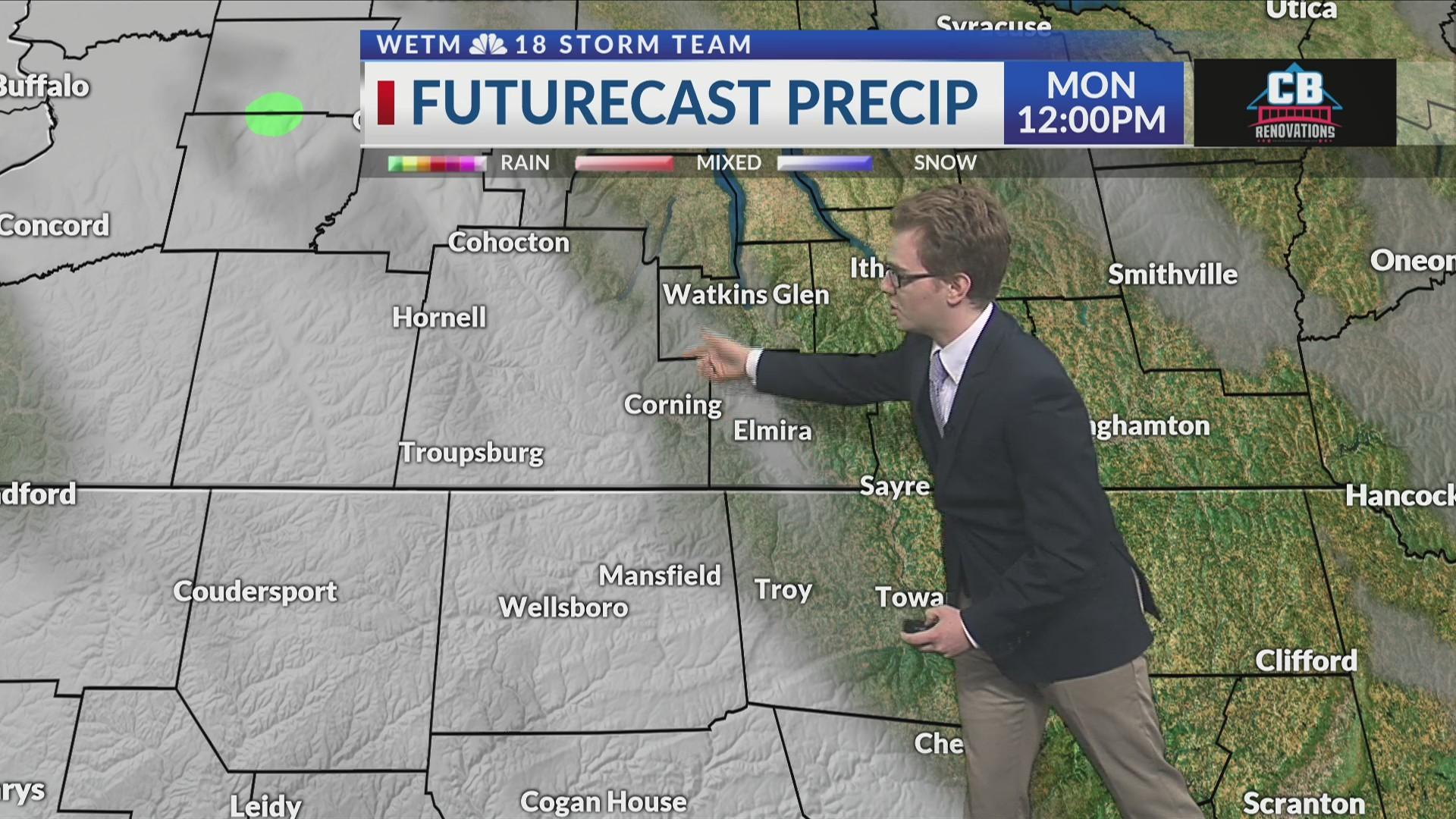 Sunday Morning's Forecast 6/23/19