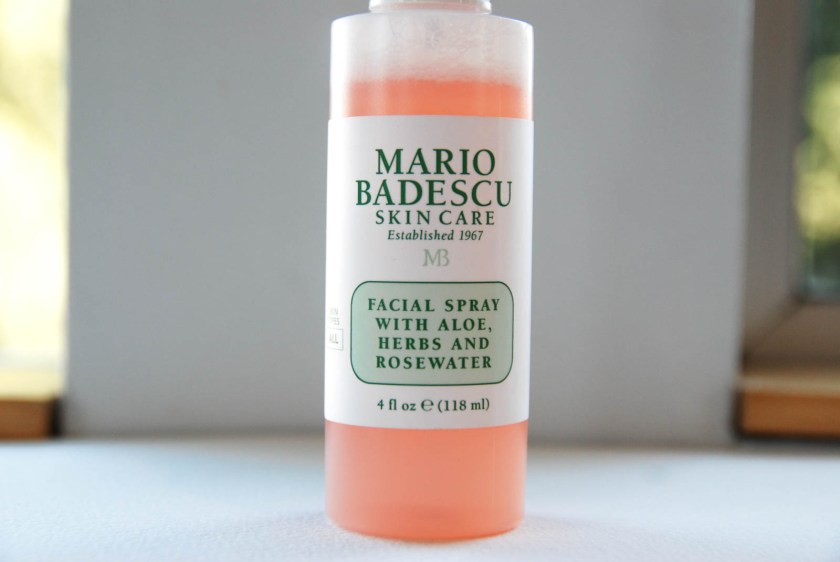 In Review Mario Badescu Facial Spray, With Aloe, Herbs and Rosewater