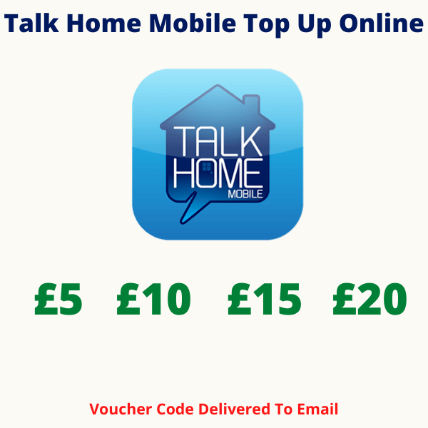 Talk Home Top Up Online