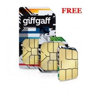 Giffgaff Sim Card Pay As You Go Description