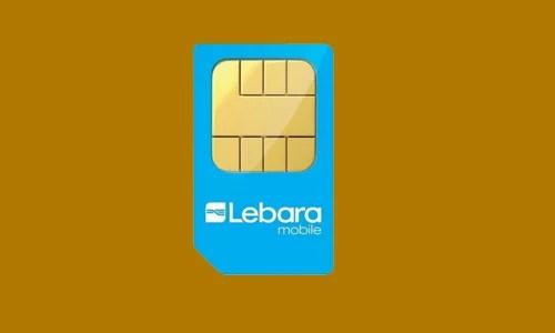 Lebara Sim Cards Pay As You Go