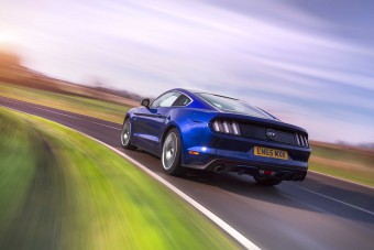 Ford Mustang b