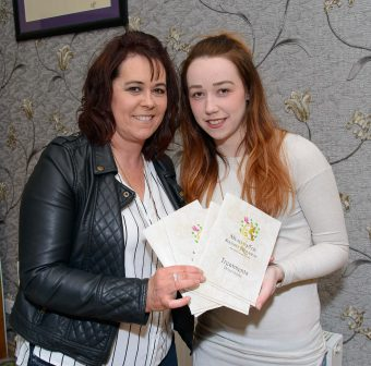Sharon Rock and daughter Shannon at the official opening of Head to Toe Serenity Hideaway