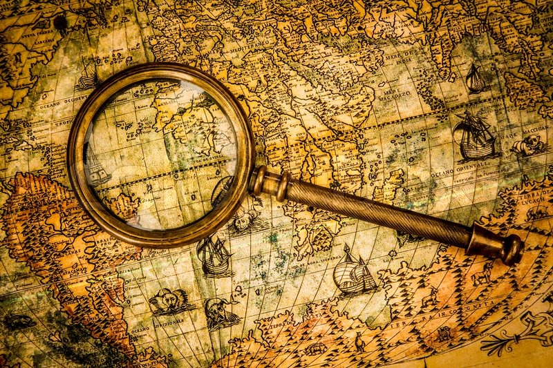 searching the world, globe, trotting, adventure, traveling, exploring, map, old map