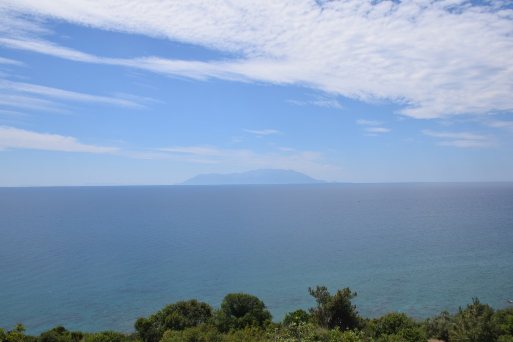 Samothraki, sea, Greece, northern Aegean