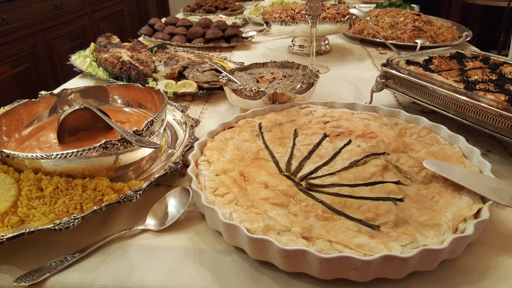 Tripoli, Lebanon, Family, celebration, feast, home cooking, friends