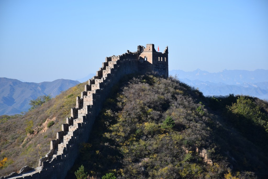 Great Wall, China, Steep, stairs