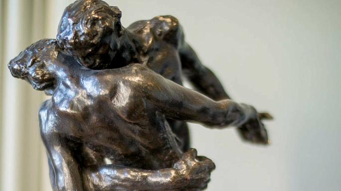 The Waltz, La Valse, Les Valseurs, Camille Claudel, French, Sculptor, sculpture, France, Nogent-sur-Seine