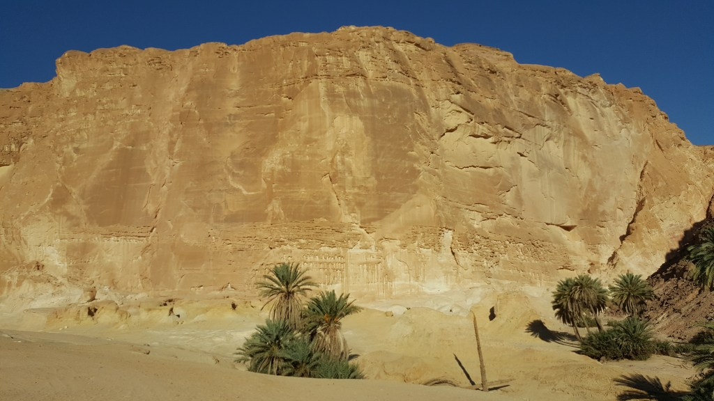 Egypt, Sinai trail, Ein Hurera Oasis, bedouins, stories