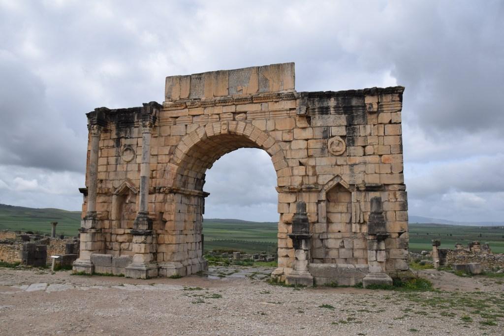 Volubilis, Morocco, Roman cities, ancient civilizations