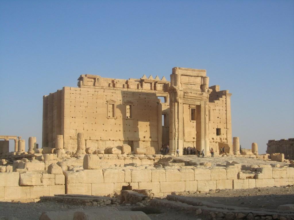 Palmyra, Syria, Roman cities, ancient civilizations