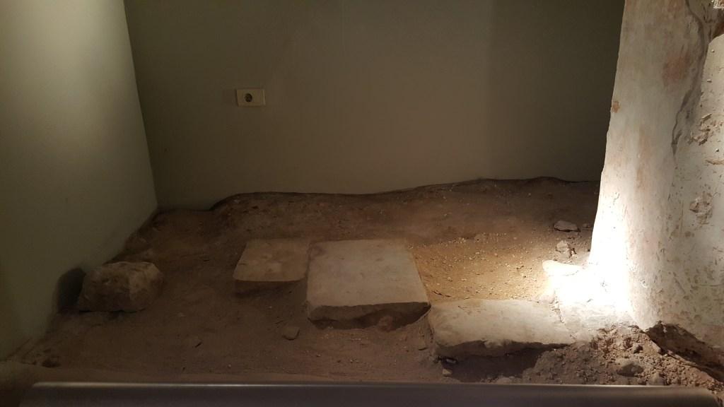 Crypt museum, Beirut, Lebanon