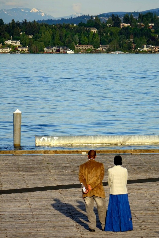 On Lake Washington, Seattle
