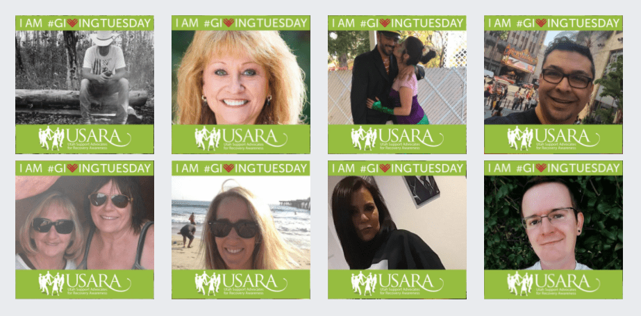 Giving Tuesday Profile Frames
