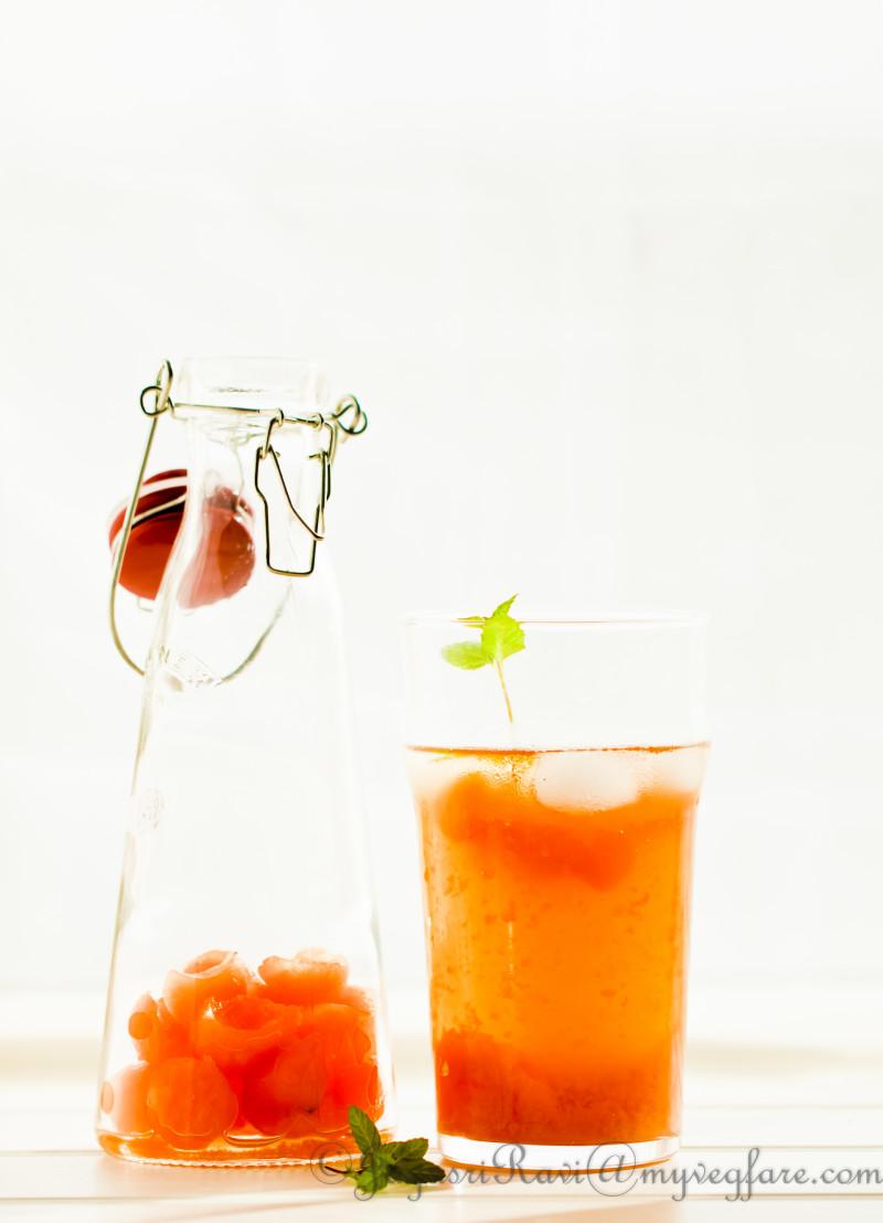 Melon drink