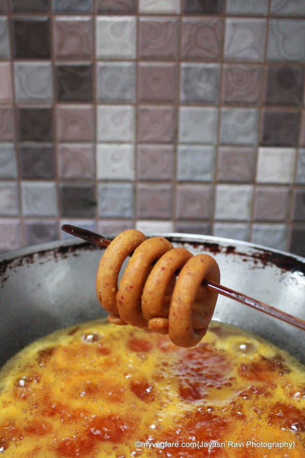 Karnataka cuisine, snack, Kodubale