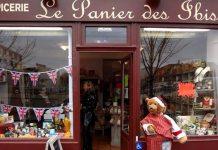 Au « panier des Ibis » Place du Marché au Vésinet