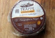 Le fromage de la Trappe d'Echourgnac