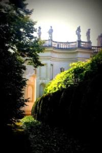 La villa Pisani à Stra (1721)