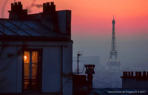Tour Eiffel A Paris, France