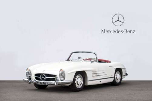 Mercedes-Benz 300 SL Roadster (1961)