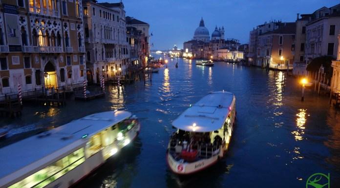 Ressourcez-vous auprès de la Sérénissime ! « Vous êtes fous, allez-vous nous rétorquer, Venise est sous l'eau ! ».