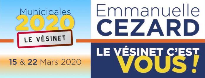Emmanuelle Cézard (Le Vésinet c'est vous) - Des investissements dans un budget maitrisé : un programme réaliste fondé sur une recherche systématique de subventions.