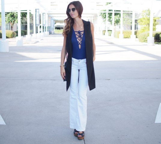 Silver jeans flare