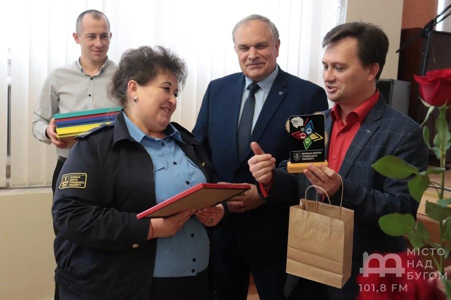Вінничани вибрали кращих керманичів громадського транспорту
