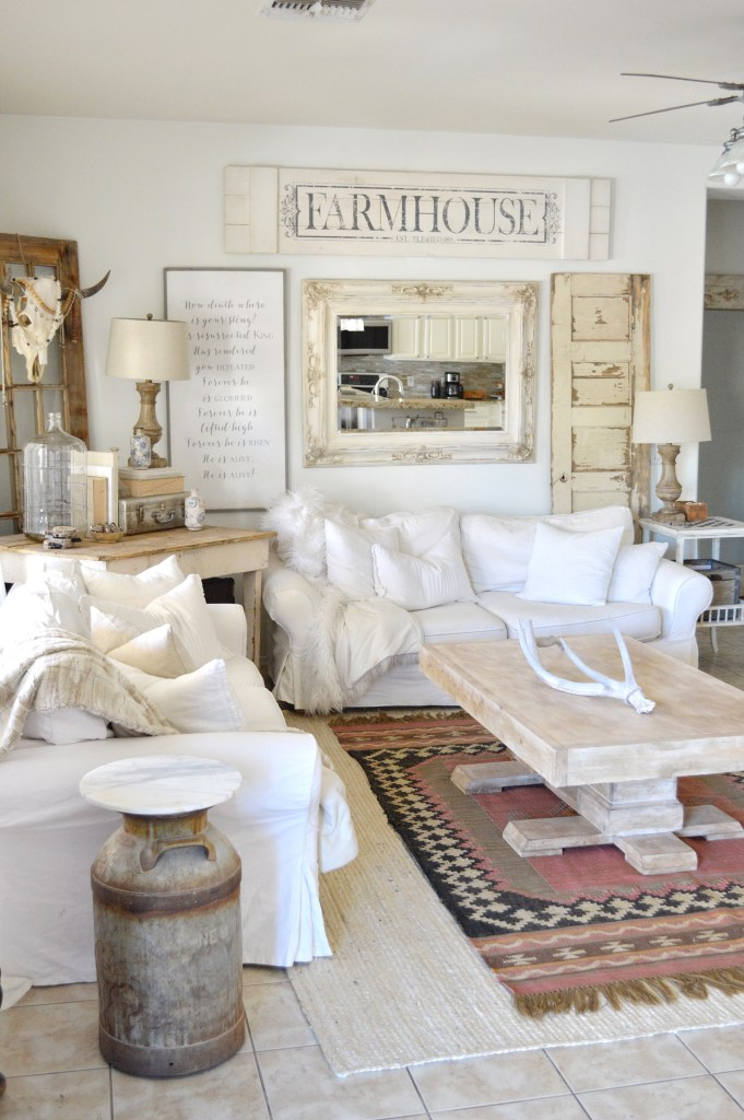 Washing White Furniture Adding Textures And Layering