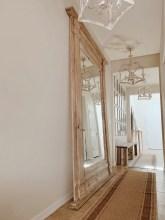 DIY Standing Mirror