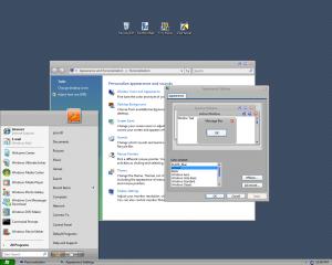 Windows Vista LuTune Theme