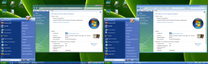 Windows Vista MCE's Royale theme for Vista Theme