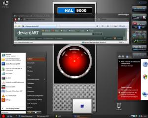 Smooth HAL 9000 Theme