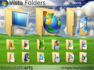Download Vista Folders Here