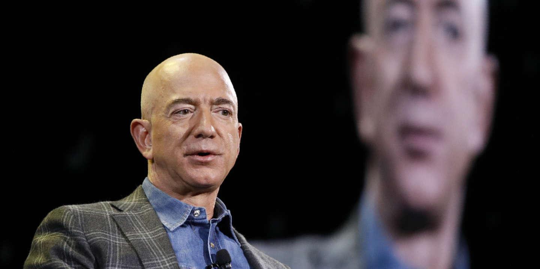 Jeff Bezos, sujet incontournable en temps de crise